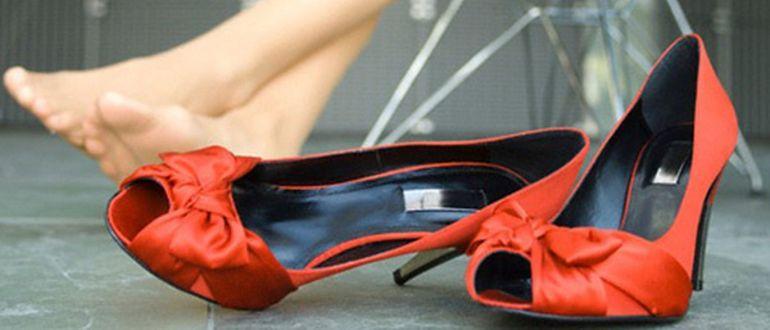 Какую обувь носить при варикозе