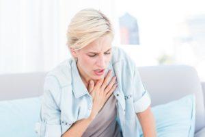 Причины легочной гипертензии