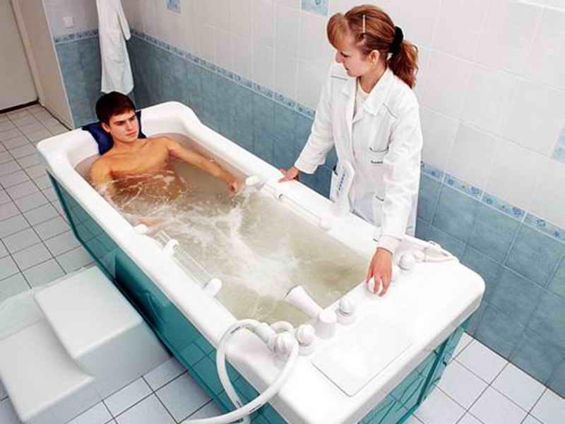 горячие сидячие ванны при простатите